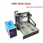 3-asu CNC 3020 frēzes, gravētāja noma