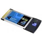 Bezvadu tikla karte Linksys WPC54G PC Card 54MBit/s