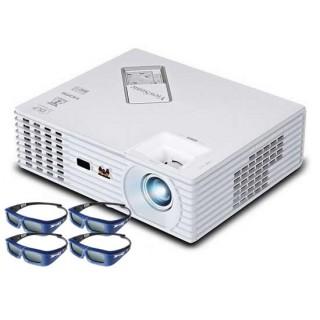 3D Projektors ViewSonic un 3D brilles (4gab.) noma*
