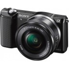 Fotoaparāta SONY ALPHA A5000 NOMA*