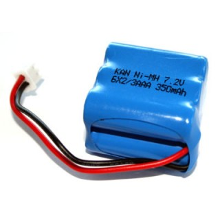 RC Battery 350 mAh (ffor Helicopter Dragonfly)