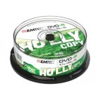 EMTEC DVD-R 4,7 GB 16x Speed - 25pcs Cake Box