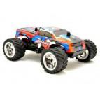 RC Mini Monster Truck 120 Mit 2,4Ghz Fernsteuerung 8808G