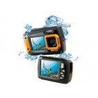 Easypix Aquapix W1400 Active Underwater camera (Orange)
