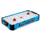 Air Hockey Table 69cm (White/Blue Edition)