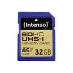 SDHC 32GB Intenso Premium CL10 UHS-I Blister