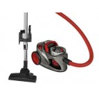 Clatronic floor vacuum cleaner BS 1294 Eco-clean 700W red