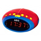 AEG MRC 4143 Clock radio color