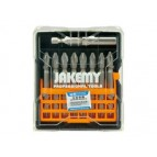 Jakemy JM-TP021 9 pcs Cross Bit Set 65mm PH2