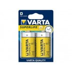 Battery Varta Superlife R20 Mono D (2 pcs)