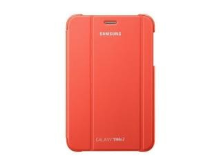 Samsung Galaxy Tab2 7.0 Book Cover (Orangered)