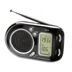 AEG Multi-band radio WE 4125 Black