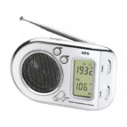 AEG Multi-band radio WE 4125 White