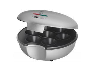 Clatronic Muffin-Maker MM 3496 silver