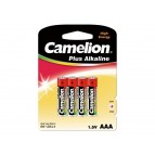 Batterie Camelion Alkaline LR03 Micro AAA (4 pieces)
