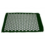 Shanti Acupressure Carpet / Nail mat (Dark Green)