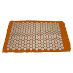 Shanti Acupressure Carpet / Nail mat (Orange)