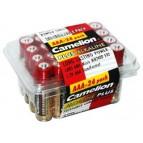 Batterie Camelion Alkaline LR03 Micro AAA (Box 24 pcs)