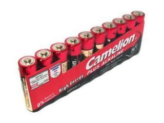 Batterie Camelion Alkaline LR6 Mignon AA (10 pieces)
