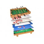 8 in 1 Multi Game Table 82 cm (Kicker, Billiard, Chess...)