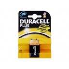 Batterie Duracell Plus MN1604/9V Block (1 Pcs)