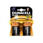 Batterie Duracell Plus MN1300/LR20 Mono D (2 Pcs)