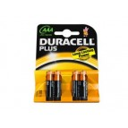 Batterie Duracell Plus MN2400/LR03 Micro AAA (4 Pcs)