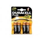 Batterie Duracell Plus MN1500/LR6 Mignon AA (4 Pcs)