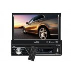 "AEG AR 4026 DVD Car radio with USB/7""-LCD-Monitor"